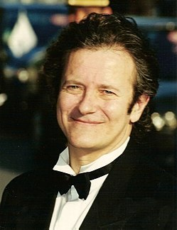 Francis Huster French actor, film director, theatre director and screenwriter