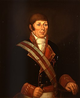 Francisco Antonio Mourelle Spanish explorer