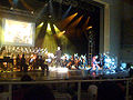 Frank Klepacki at Video Games Live playing Hell March-flickr - by-sa - driph.jpg