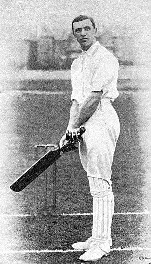 Frank Mitchell (sportsman, born 1872) - Frank Mitchell