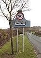 Frankby sign, edge of Newton.jpg
