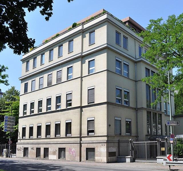 Russische Botschaft Frankfurt