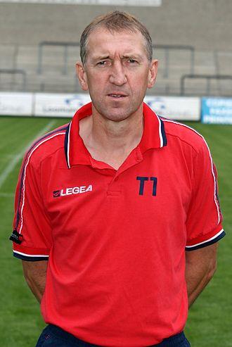 Franky Van der Elst - Van der Elst in 2010