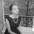 Franse actrice Capucine, Bestanddeelnr 913-8124.jpg