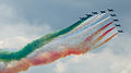 Frecce Tricolori NL Air Force Days (9291482106).jpg