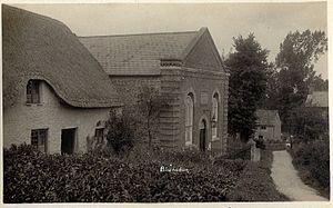 Blunsdon - Image: Fred C Palmer Chapel Hill Blunsdon 1920
