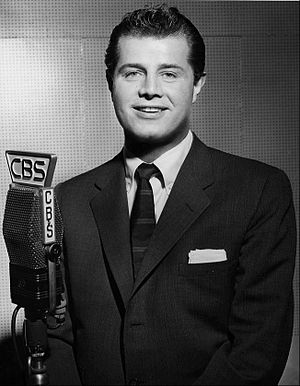 Fred Robbins (broadcaster) - Robbins in 1955.