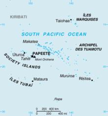 Polinesia Francesa Wikipedia La Enciclopedia Libre