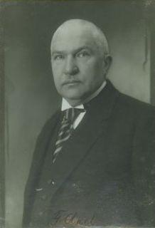 Friedrich Akel Estonian diplomat and politician