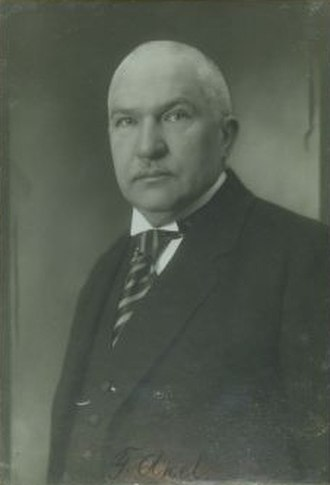 Head of State of Estonia - Image: Friedrich Akel