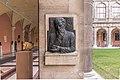 Friedrich Becke (Nr. 29) Bust in the Arkadenhof, University of Vienna-1338.jpg