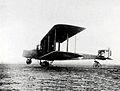 Friedrichshafen G.IIIa bomber in Allied service c1918 side view.jpg
