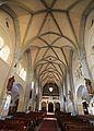Friesach - Pfarrkirche - Blick zur Orgelempore2.jpg