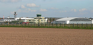 Fritzlar Air Base - Image: Fritzlar Flugplatz