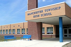 Manchester Township, New Jersey - Manchester Township High School