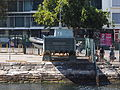 Front view of an LCVP at HMAS Kuttabul February 2016.jpg