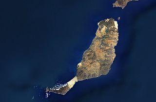 Fuerteventura One of the Canary Islands
