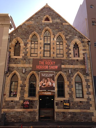 Athol Fugard - The Fugard Theatre in District Six, Cape Town