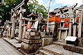 Fushimi Inari-Taisha, Top of the Mountain - panoramio.jpg
