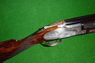 Browning Superposed - Image: Fusil BROWNING B25