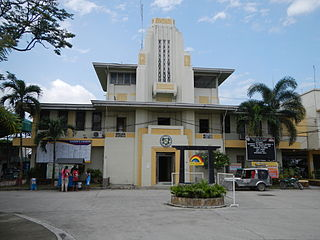 Calumpit Municipality in Central Luzon, Philippines