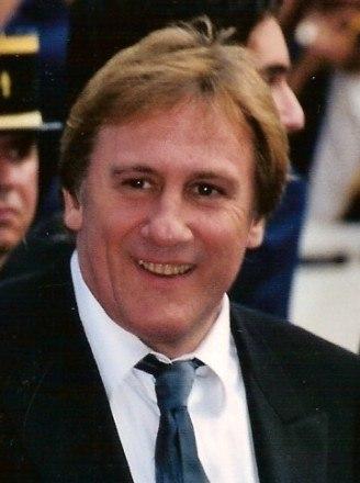 Gérard Depardieu 2001