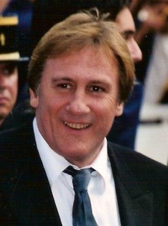 1992 Cannes Film Festival - Gérard Depardieu, Jury President