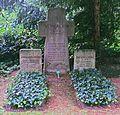 Göttingen Stadtfriedhof Grab Familie von Rohr-Tramnitz.jpg