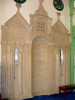 Güzeloluk Mosque