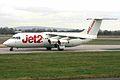 G-FLTC 2 B.Ae 146-300 Jet2 (op by Flightline) MAN 12APR06 (6025027188).jpg
