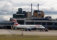 G-LCYI - E170 - BA CityFlyer