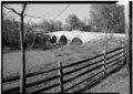 GENERAL VIEW FROM NORTHWEST - Upper Bridge, Keedysville Road, Sharpsburg, Washington County, MD HABS MD,22-SHARP.V,27-1.tif