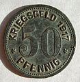 GERMANY, STADT of WALD, 1917 -50 PFENNIG a - Flickr - woody1778a.jpg