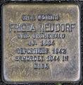 GE Stolperstein - Frieda Neudorf, Markenstraße 19.jpg