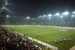 Stade des Alpes - Image: GF38 CLERMONT001