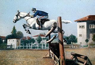 Gian Giorgio Trissino (equestrian) Italian horse rider