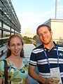GLAM Night Out, Wikimania 2012 P1160672.JPG