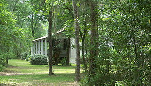 Haile Homestead - Image: Gainesville Kanapaha 01