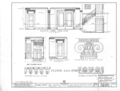 Gaineswood, 805 South Cedar Street, Demopolis, Marengo County, AL HABS ALA,46-DEMO,1- (sheet 12 of 25).png