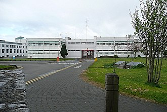 Galway-Mayo Institute of Technology - Image: Galway Mayo Institute of Technology (GMIT) geograph.org.uk 1252837