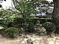 Garden of former residence of Aoki Shusuke.jpg