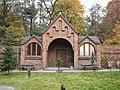 Garden of the Franciscan monastery in Katowice Panewniki 037.JPG