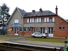 Blangy railway station