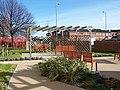 Garland Court garden - geograph.org.uk - 788861.jpg