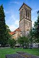 Gartenkirche church Gartenfriedhof cemetery Marienstrasse Hanover Germany 02.jpg