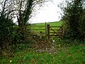 Gate and stile - geograph.org.uk - 1597324.jpg