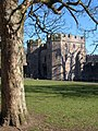Gatehouse to Bishop's Palace, Wells - geograph.org.uk - 1752117.jpg