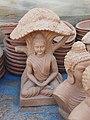 Gautam Buddha Statue in Pune 2.jpg