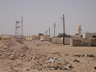 Gazala Village in Butnan, Libya