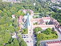 Gdansk Oliwa Cathedral aerial photograph 2019 P05.jpg
